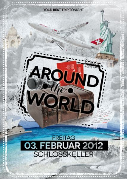 around the world party frauenfeld