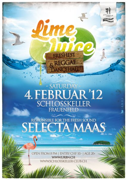 lime juice party frauenfeld
